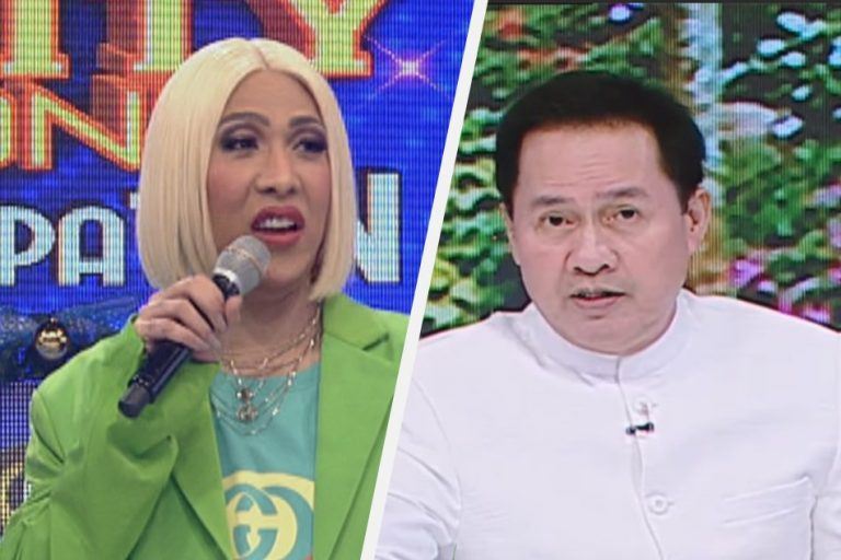 "Open letter to Vice Ganda: ""Showbiz is not forever"" from Quiboloy's supporter"
