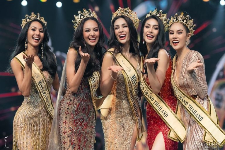 Miss Thailand Crowned Miss International 2019