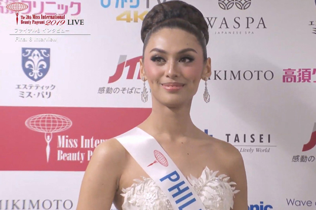 Miss International, International, Thailand